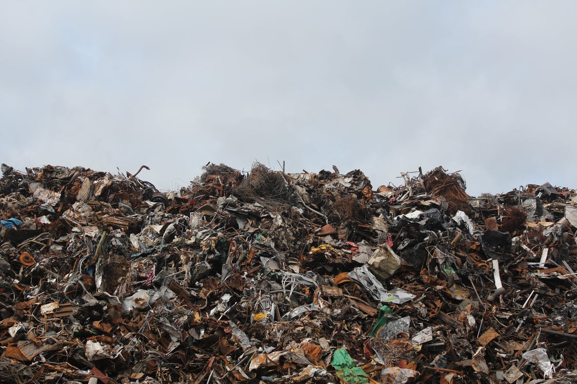How can we ensure less waste?